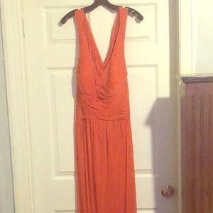 Persimmon Bridesmaid Dress| BRAND NEW